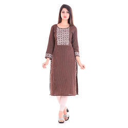 Yash Gallery Cotton Printed Kurti
