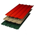 Color Coated Cladding Sheet