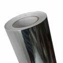 Silver Chrome Vinyl Roll