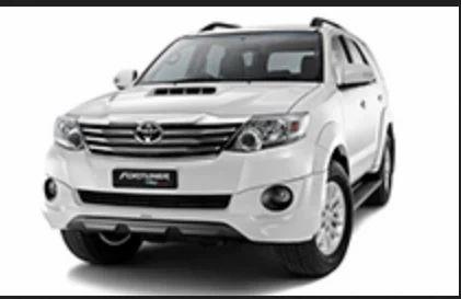 Toyota Fortuner Car Rental Services in Vijay Nagar, Indore