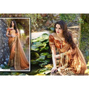 Georgette Saree Printed