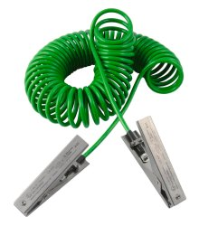 Earthing Wire with Cable sheth clip