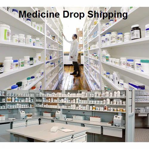 Drop Shipping of Medicine, Dropship Services, Dropshipping