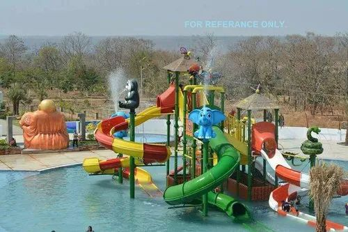 Water Multi Activity Play Station