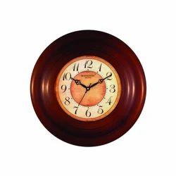 Scientific Designer Heritage Wooden Clock, 787