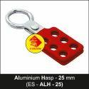 25 MM Lockout Aluminum Hasp