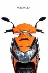 Honda Dio Accessories