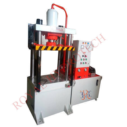 Hydraulic Press Machine - Hydraulic Pillar Press
