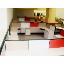 05 Modular Office Workstation