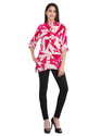 Cottinfab Women's Printed Short Kurti