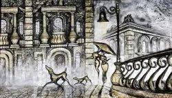 Scenery Mural