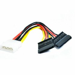 Sata Berg Type Power Cable For DVR