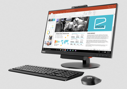 Think Centre Tiny In One 3 24 Inch Touch Desktop
