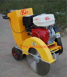 Cement Concrete Cutter With Diesel Engine