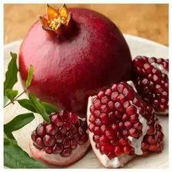 Fresh Organic Pomegranate, 10 Kg, Carton