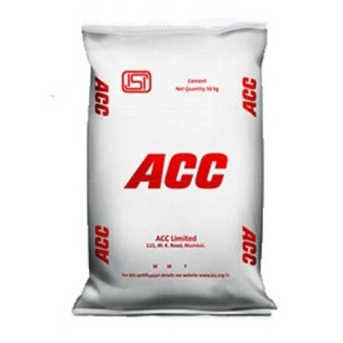 ACC Cement, Packaging Type: Bag