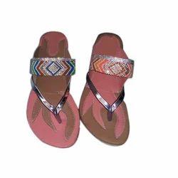 Chawla Footwear Daily wear Fancy Party Wear Slipper, Size: 5-7
