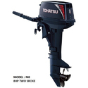 Tohatsu Single Phase 8 Hp Two Stroke Outboard Motor