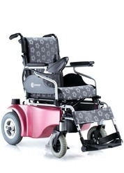 Comfort Electronic Wheelchair