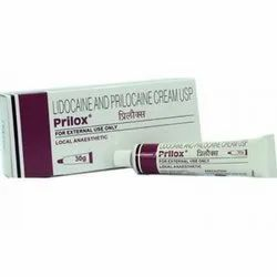Lidocaine and Prilocaine Cream USP