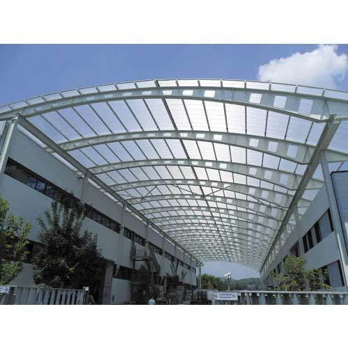 Roofing Sheet Fabrication Work, Roofing Sheet Fabrication Services ...