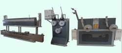Raffia Tape Stretching Machine for Textile Industry