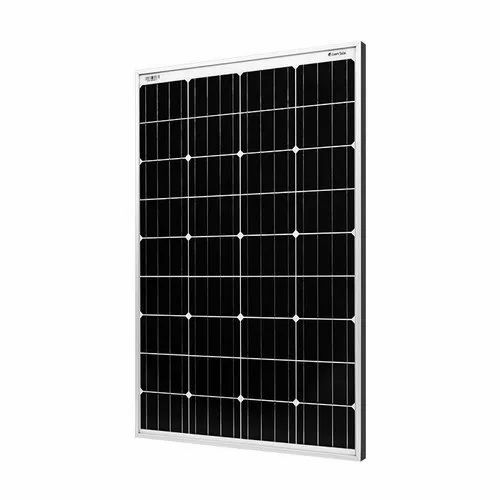 Loom Solar Panel 125 Watt 12 Volt Mono Crystalline At Rs 4800 Piece Kaimganj Id 21081070630