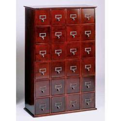 Wooden Storage Cabinets with 24 Doors