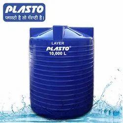 10,000 Liter Water Tank