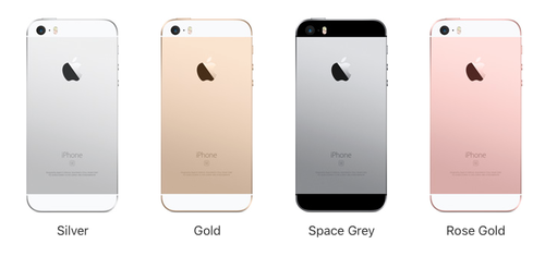 iphone se 128gb gold silver space gray rose gold screen size 4 rs 35000 unit id. Black Bedroom Furniture Sets. Home Design Ideas
