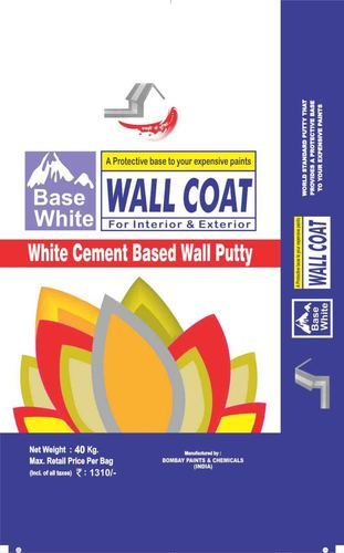 ReadyMade Wall Putty Packing Bags