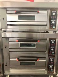Commercial Bakery deck  Oven