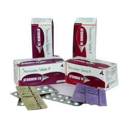 Atorwin 10mg Tablets