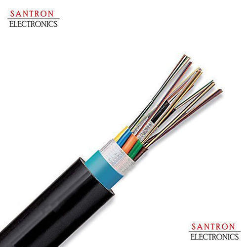 Fiber Optic Cable 6 Core 6 Mm on
