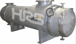 HRS Polished Industrial Heat Exchanger, Tube