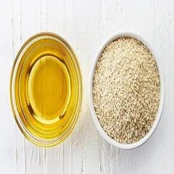 Natural Lowers Cholesterol Cold Press Sesame  Edible Cooking Oil Cold Pressed White Sesame Oil,