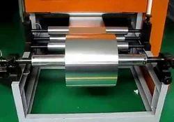 Alufoil Automatic aluminium Foil Rewinder Machine, 3000 Rolls, India