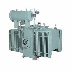 Air Cooled 5000Amp MS Electronic Transformer, Input Voltage: 415V