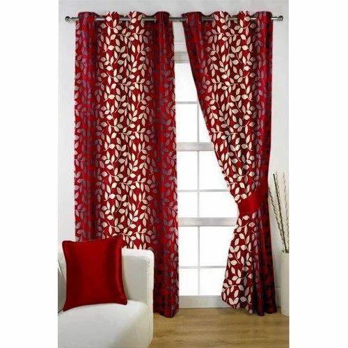 Genial Fancy Door Curtain