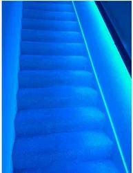 Bar LED Metal Handrails