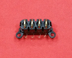 SAMSUNG ML1666 1866  CHIP CONNECTOR