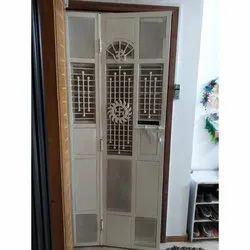 Iron Single Hinged Door