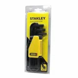 Stanley 69-256-22  Allen Key Set 9pcs