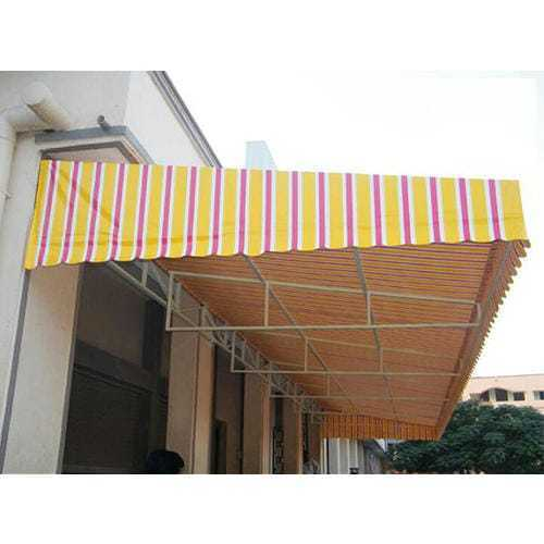Stripes Outdoor Fix PVC Stripe Fabric, Use: Awning, Rs 250 ...
