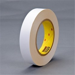 White Polyester Adhesive Tape, Packaging Type: Roll, for Packaging