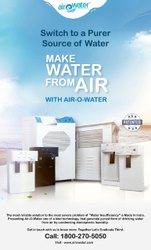 Air to Water- 25 Liter
