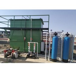 Industrial Packaged Sewage Treatment Plant