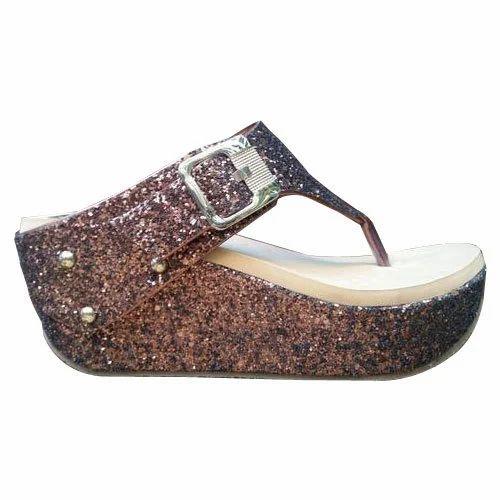 Hind Women Ladies High Heels Slipper