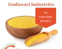 Godawari Yellow Corn Grits G101, Organic