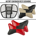 Autofy Car Back Rest Cushions